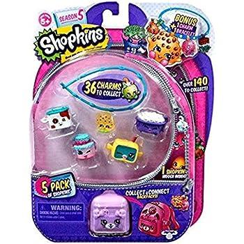 Shopkins S5 5 Pack | Shopkin.Toys - Image 1
