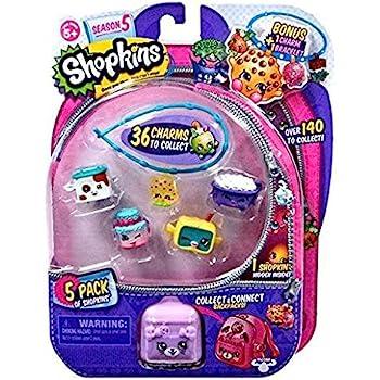 Shopkins S5 5 Pack   Shopkin.Toys - Image 1