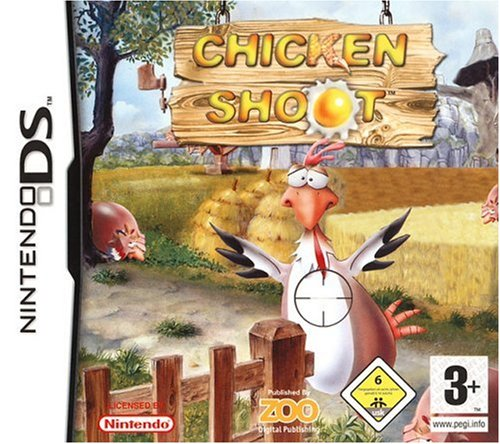 Chicken Shoot : Nintendo DS , ML