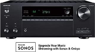 Onkyo TX-NR686 7.2 Channel THX Certified Network A/V Receiver Black