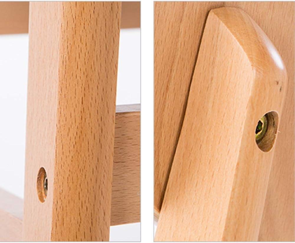 Chaise, maison en bois massif moderne nordique simple chaise avec dossier couleur bois chaise à manger chaise chaise chaise loisirs tabouret ++ (Couleur : Gris) Brown