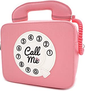 x Sanrio Hello Kitty Telephone Call Me Crossbody Purse