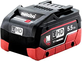 Metabo 625368000 batteripaket LiHD 18 V-5,5 Ah