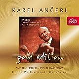 Ančerl Gold Edition 22. Bartók: Violin Concerto No. 2, Piano Concerto No. 3