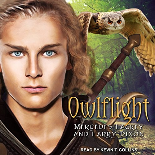 Couverture de Owlflight