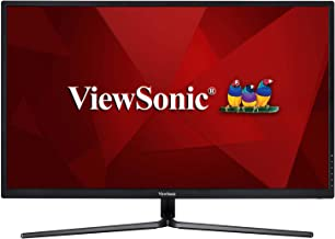 ViewSonic VX3211-4K-MHD 32in IPS 4K UHD Monitor HDMI DisplayPort (Renewed)