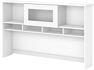 Bush Furniture Cabot 60W Hutch, White