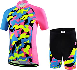 Best girl cycling jersey Reviews