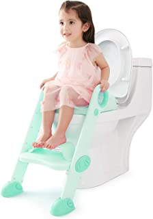 Best portable potty training ladder step seat Reviews