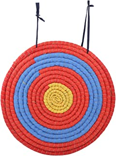 Image of Diydeg Straw Archery Target, Antique Prop Arrows Shooting Target, Hunting for Arrows Hall Recreation Ground