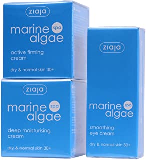 Marine Algae Bundle: Day, Night & Eye Cream