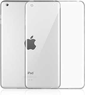 iPad 9.7 Case ,Asgens Transparent Slim Silicon Soft TPU Tablet Computer Case [Shock Absorption] For Apple New iPad 9.7 inch (2017)