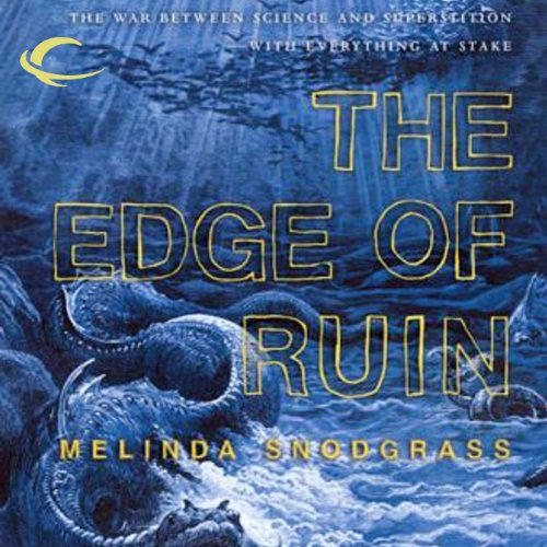 The Edge of Ruin audiobook cover art