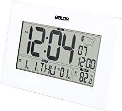 Best atomic digital clock calendar thermometer instructions Reviews