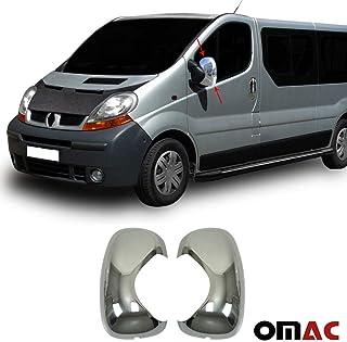 Vauxhall Vivaro//Renault Trafic Porte AILE MIROIR CONDUCTEURS électrique noire 2014 sur