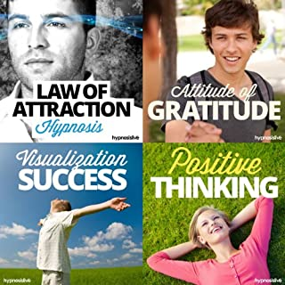 The Law of Attraction Hypnosis Bundle cover art