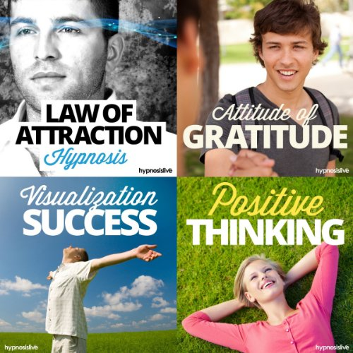 The Law of Attraction Hypnosis Bundle audiobook cover art