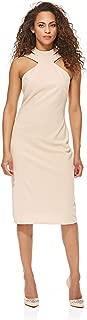 Bebe Women's 0101d-279 Bebe Bodycon Dress for Women - Almond