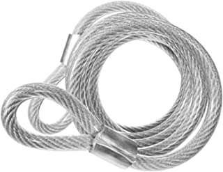 QIjinlook Expanderseile mit 2 Spiralhaken Elastisches Gep/äckseil elastisches Bungee Seil Fahrrad Spanngummi Gep/äckgummi universell strapazierf/ähig elastisch f/ür Elektroauto