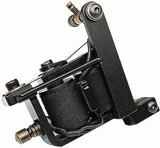 Redscorpion Cast Iron Shader Coil Tattoo Machines Tattoo Gun 10 Wrap Coil for Tattoo Supplies