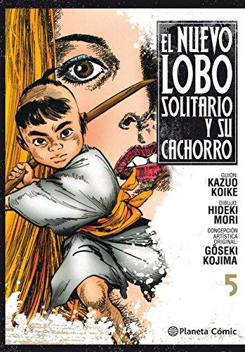 Nuevo Lobo solitario y su cachorro nº 05 (Manga Seinen)