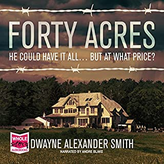 Forty Acres cover art