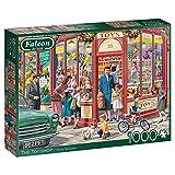 Jumbo- Falcon de Luxe-The Toy Shop 1000 Piece Jigsaw Puzzle Piezas, Multicolor (11284)
