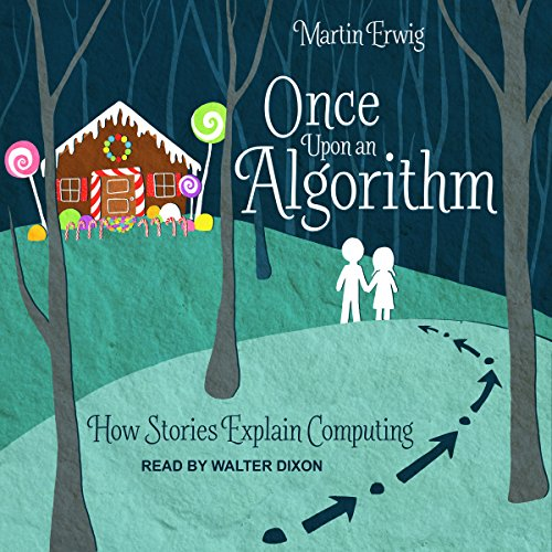 Once Upon an Algorithm audiobook cover art