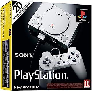 PlayStation Classic من سوني (مع 20 لعبة محملة مسبقا)