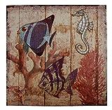 Michel Toys Bild ' Fische ' 60 cm