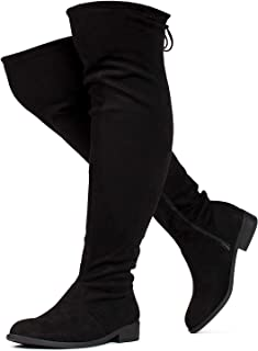 Best over the knee boots wide width Reviews