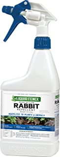 Liquid Fence Dual Action Rabbit Repellent Ready-to-Use, 32-Ounce