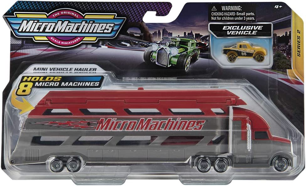 MicroMachines CAMION Remolque MICROMACHINES (Toy Partner MMW0027)