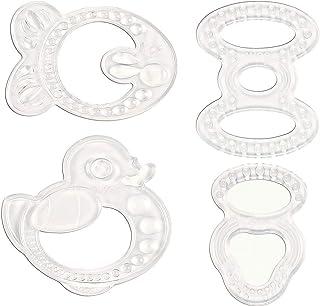Wee Baby 858 Diş Kaşıyıcı, Beyaz, 1 Adet