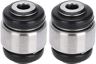 Aramox 2pcs Rear Control Arm Lower Ball Joint Mount Bushing Fitment for BMW E36 E46 E85 Z4 33321140345
