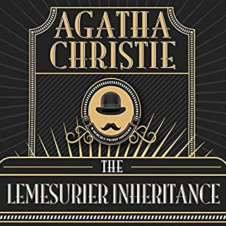The Lemesurier Inheritance audiobook cover art