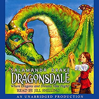 Dragonsdale audiobook cover art