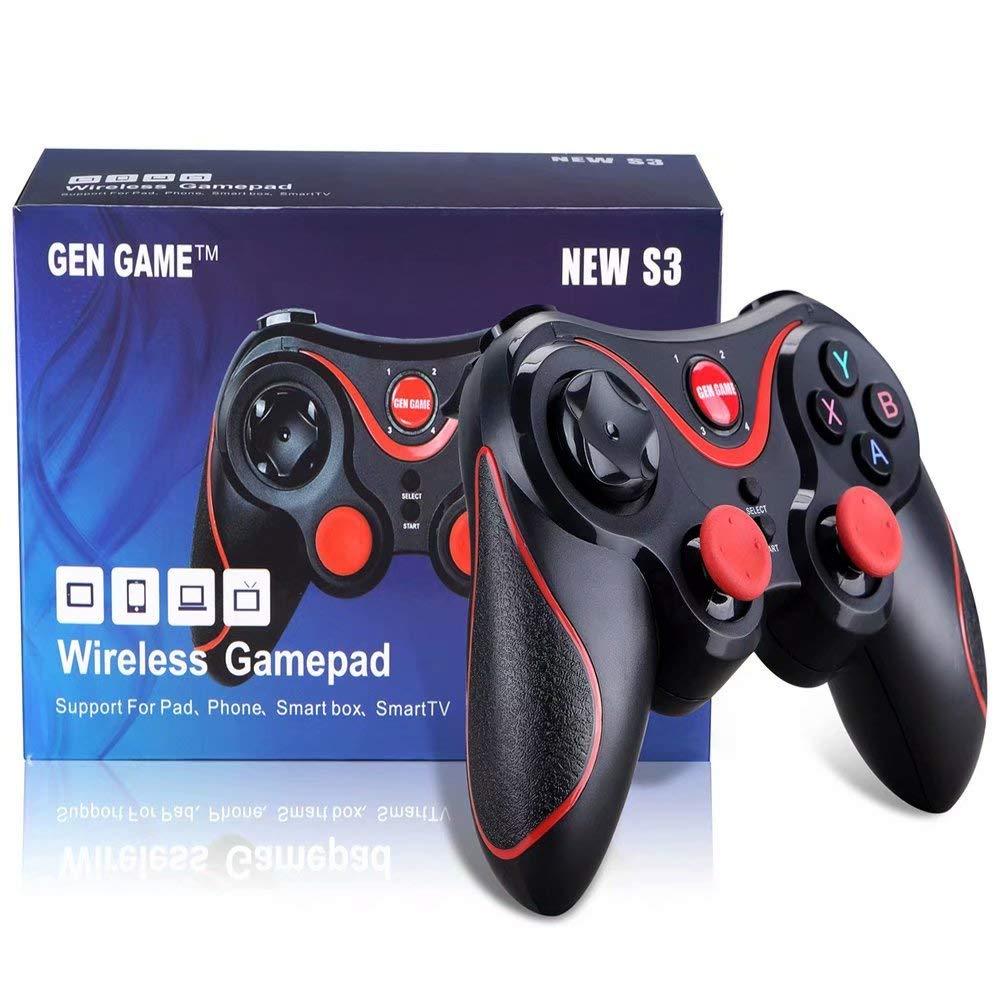CSZH Game X3 Mando de juegos Smart Gamepad inalámbrico Bluetooth Android Gamepad Gaming GamepadT3 Phone para PC Teléfono Tablet: Amazon.es: Videojuegos