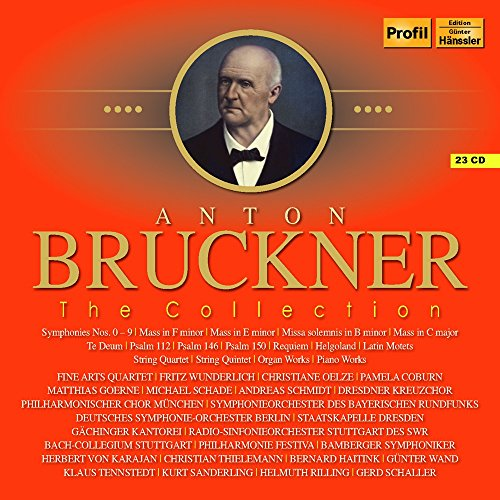 Anton Bruckner Edition - The Collection