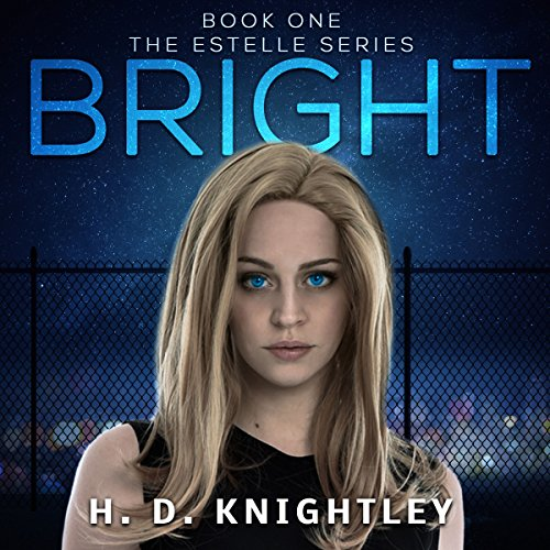 Bright audiobook cover art