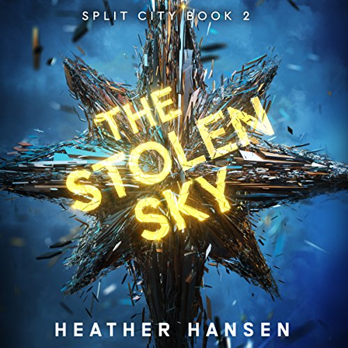 The Stolen Sky audiobook cover art