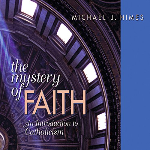The Mystery of Faith audiobook cover art