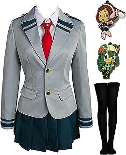 Good Friend Bnha Cosplay Mha Cosplay My Hero Academia Cosplay UA Gymnastics Uniform Costume