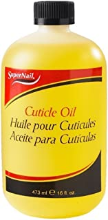 Super Nail Professional Cuticle Oil Nail Care, 16 oz