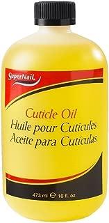 Super Nail Professional Cuticle Oil Nail Care, 16 oz