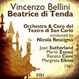 Vincenzo Bellini: Beatrice Di Tenda - 'Oh Divina Agnese!...Come T'adoro, E Quanto'