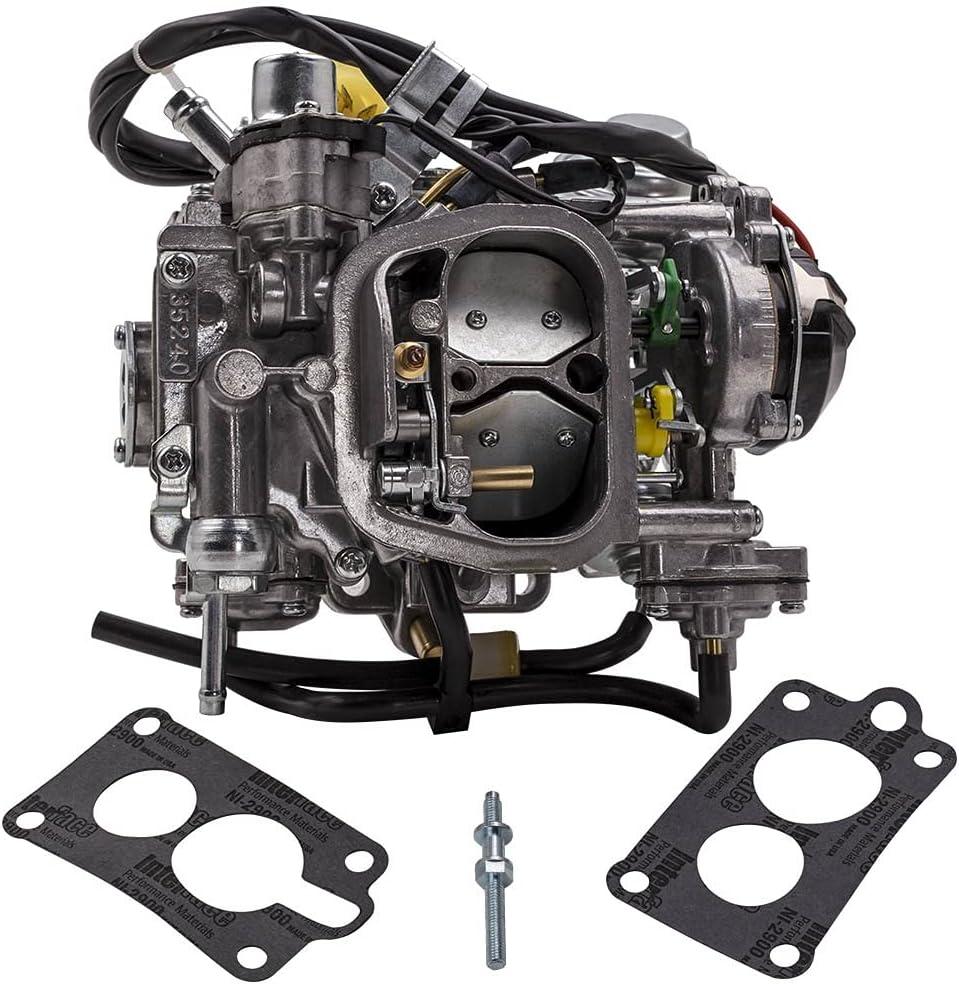 Shuminang OFFicial Ranking TOP14 mail order Carburetor W Cycle Plug for 1983 Pickup SR5 22R Engine