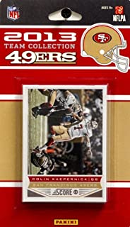 NFL San Francisco 49ers Licensed 2013 Score Team Set