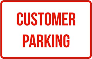 Best blank parking signs Reviews