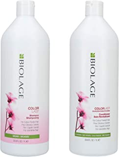 Matrix Biolage colorlast se colortheraphie Champú 1000 ml y Acondicionador 1000 ml Set